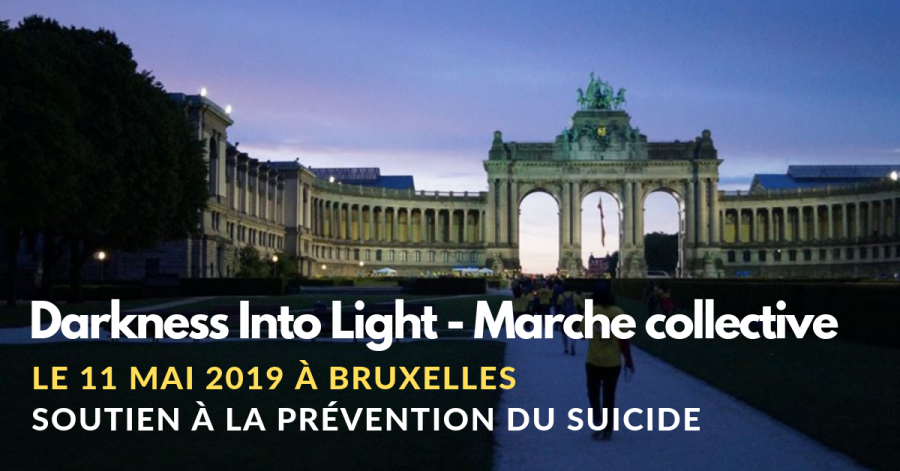 Darkness Into Light 2019 - Agrandir l'image